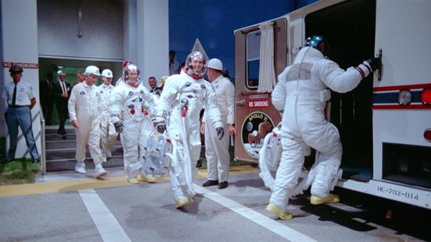 """""""Apolo 11"""": la épica del viaje a la Luna en un documental definitivo"""