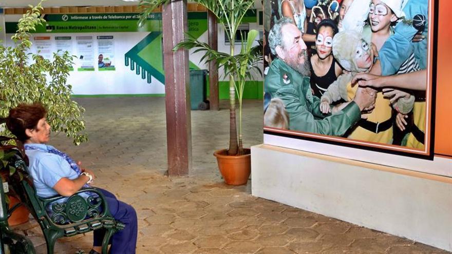 Cuba recuerda a Fidel Castro en el que hubiera sido su 91 cumpleaños