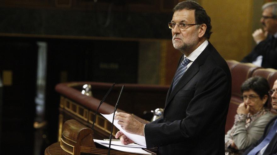 """Rajoy, a Pedro Sánchez: """"Su límite para luchar contra la corrupción está en Despeñaperros"""""""