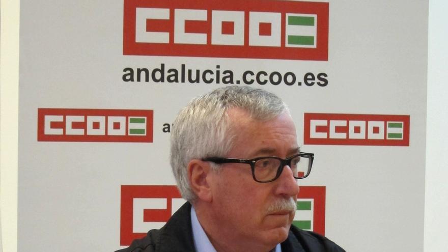 """Toxo critica la """"insolidaridad"""" de los bancos con Abengoa y pide que las administraciones públicas apoyen"""