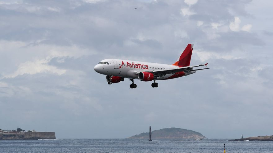 Avianca obtiene una promesa de 1.600 millones de dólares para salir de la bancarrota