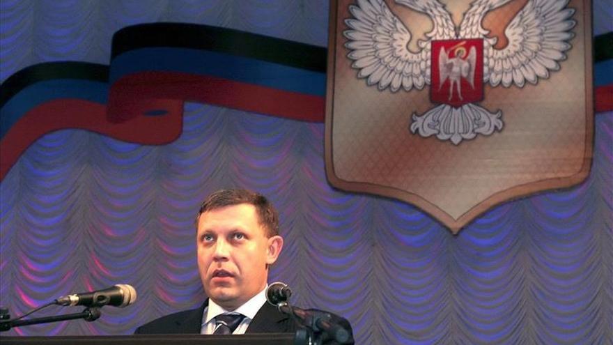 Los prorrusos aseguran que han completado la operación militar de Debáltsevo