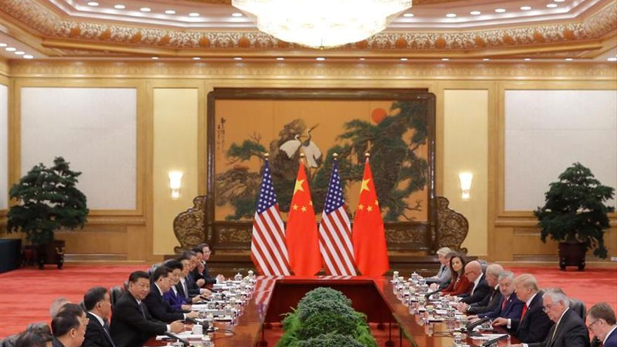 """Trump: """"no puede haber un asunto más importante que la relación China-EEUU"""""""
