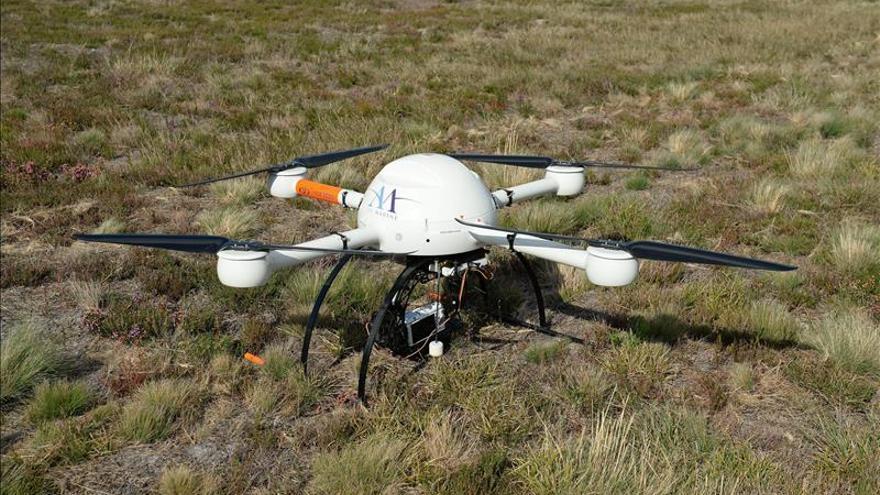 Avistan un dron sobre un centro de comunicaciones militares cerca de París