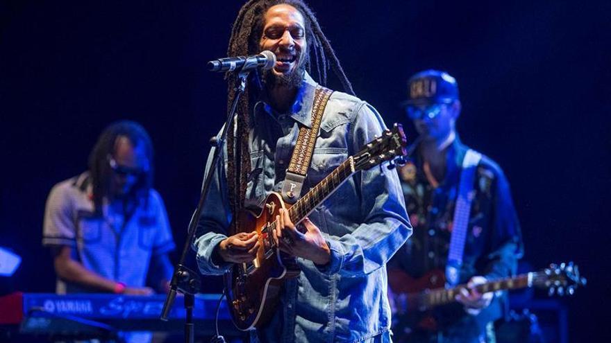 Julian Marley trae a Cartagena legado del reggae más tradicional de su padre