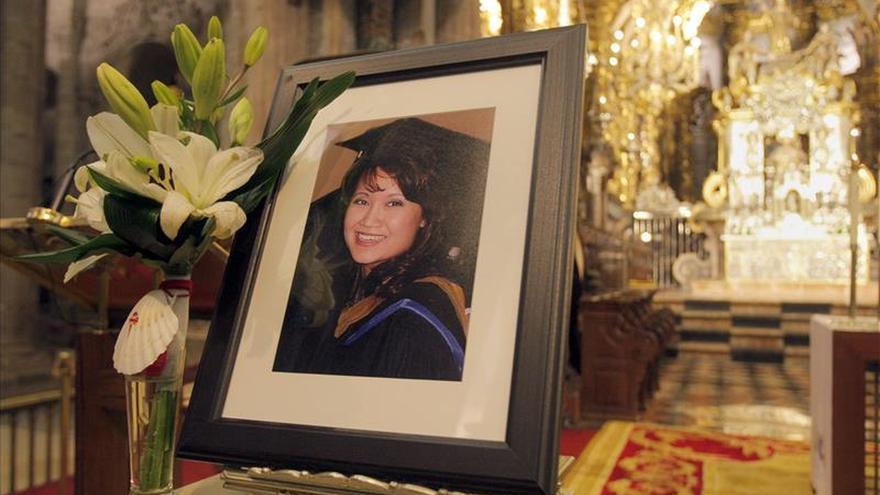 La familia de la peregrina recibirá sus restos al acabar la investigación