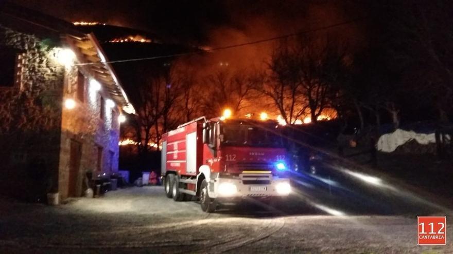 El Gobierno no podrá ejercer acusación contra el bombero voluntario de Ramales al personarse fuera de plazo
