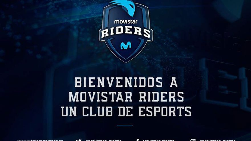 Portada de Movistar Raiders. (Movistarriders.gg).