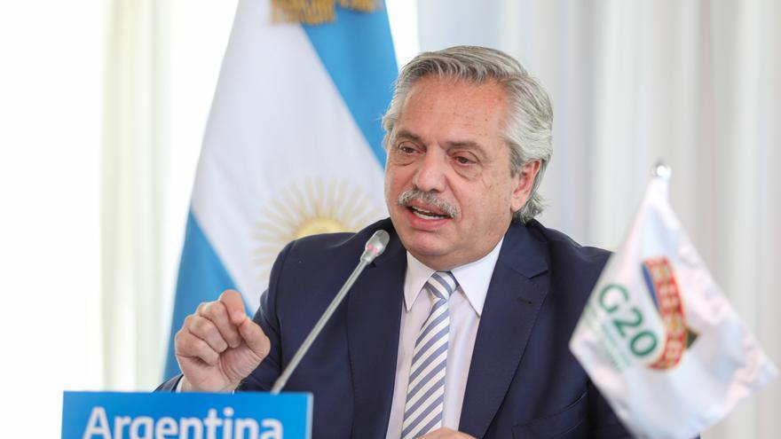 Fernández advierte del riesgo de una segunda ola de covid-19 en Latinoamérica