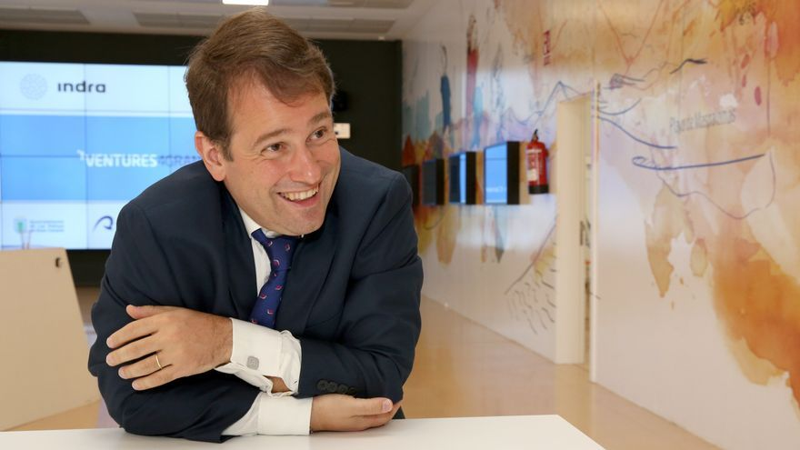 El responsable de Indraventures, David Pascual.