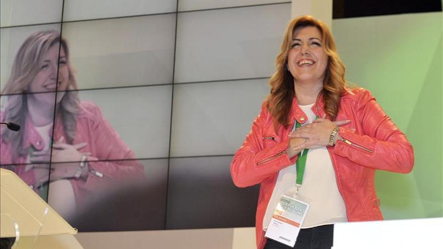 El PSOE andaluz clausura hoy su Congreso extraordinario