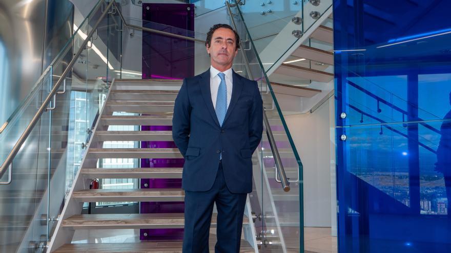 Fernando Echevarría, nuevo socio responsable de servicios de Consultoría IT de KPMG en España