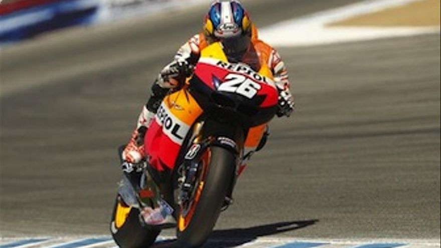 Pedrosa consigue recorta distancia a Jorge Lorenzo en el Mundial. (Europa Press)