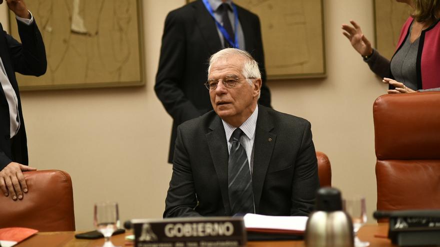 Borrell dice que el problema de PGE no es Bruselas sino en tener mayoría, y cree que las negociaciones habrán empezado