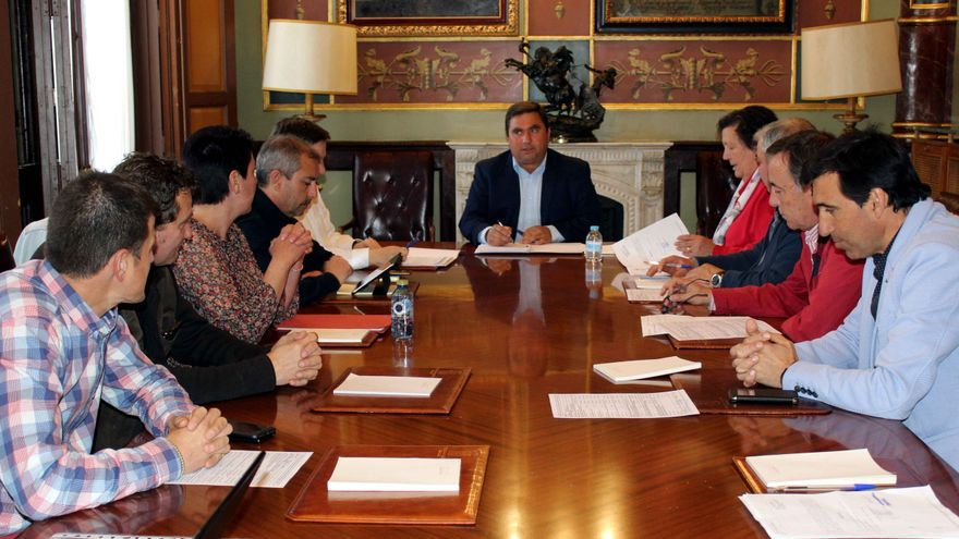 Reunión del Consejo de Administración del Consorcio a finales de marzo