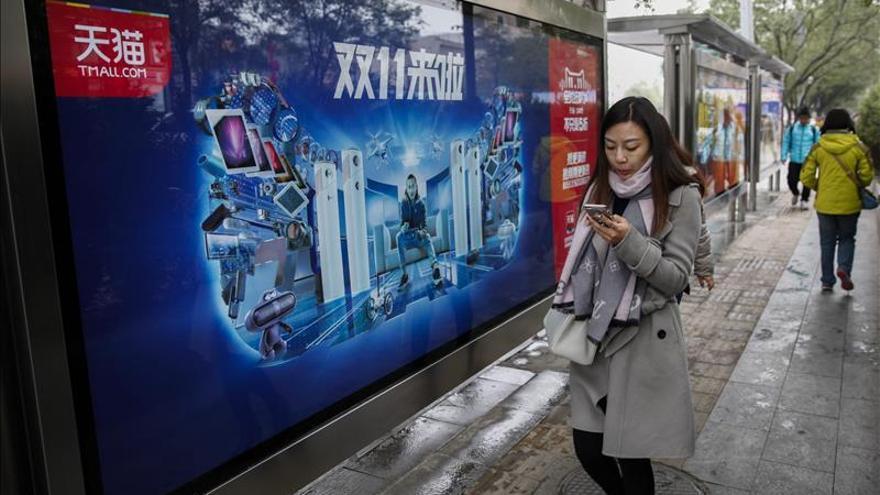 Las ventas online en China superarán los 618.000 millones de dólares en 2015