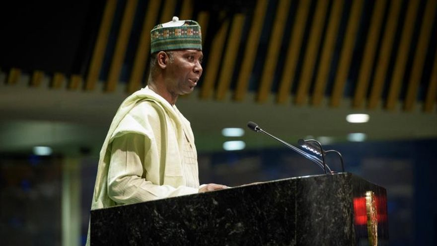 Asamblea General de ONU inaugura 74 periodo con defensa del multilateralismo