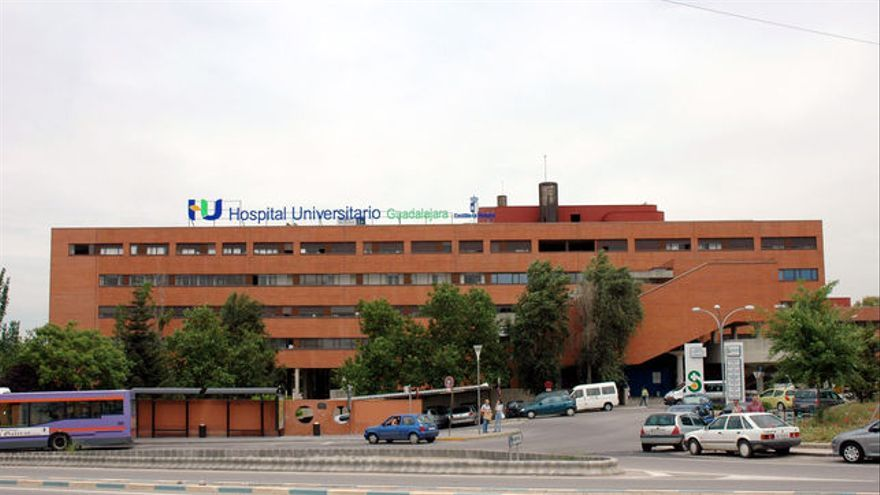 Hospital Universitario de Guadalajara / JCCM