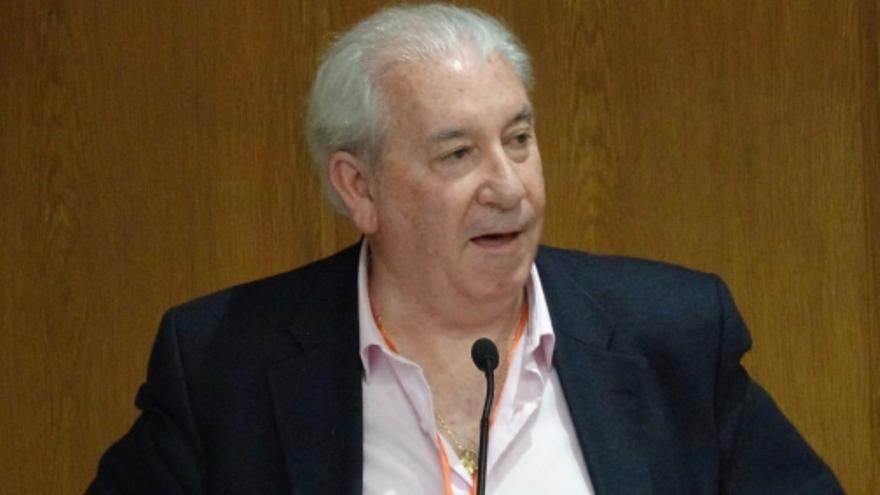 Pedro Lanero, ex seleccionador nacional.