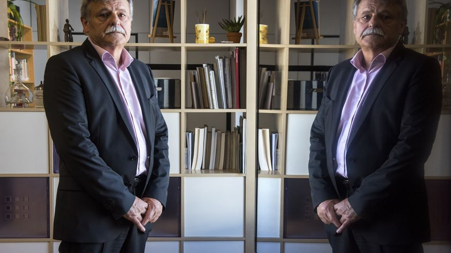 José Antonio Bosch, abogado y asesor jurídico de la Asociación de Clínicas Acreditadas para la Interrupción Voluntaria del Embarazo.