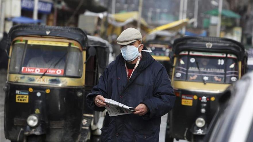India reconoce 965 muertos por gripe porcina y problemas para diagnosticar