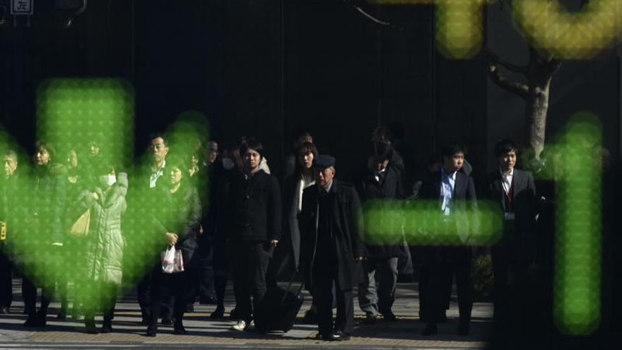 El Nikkei sube un 0,30 por ciento hasta los 16.133,07 puntos