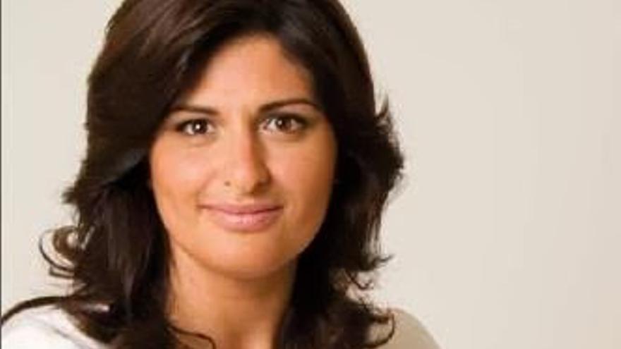 Carmen Luisa Castro, alcaldesa de Güímar y candidata del PP reelegida en Güímar.