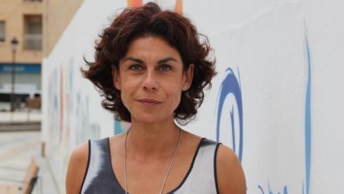 Mari Carmen Morales, alcaldesa de Beniel