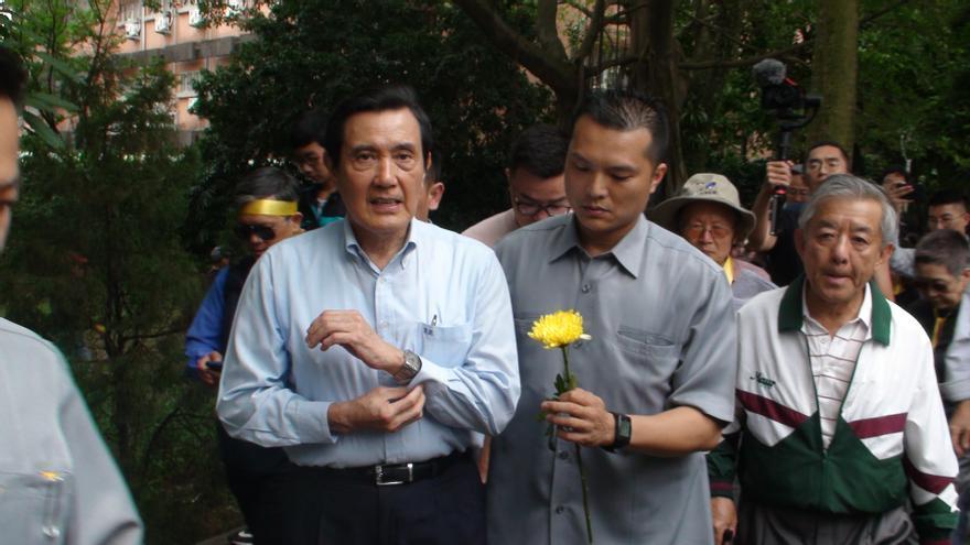 Ma Ying-jeou, expresidente de Taiwán.