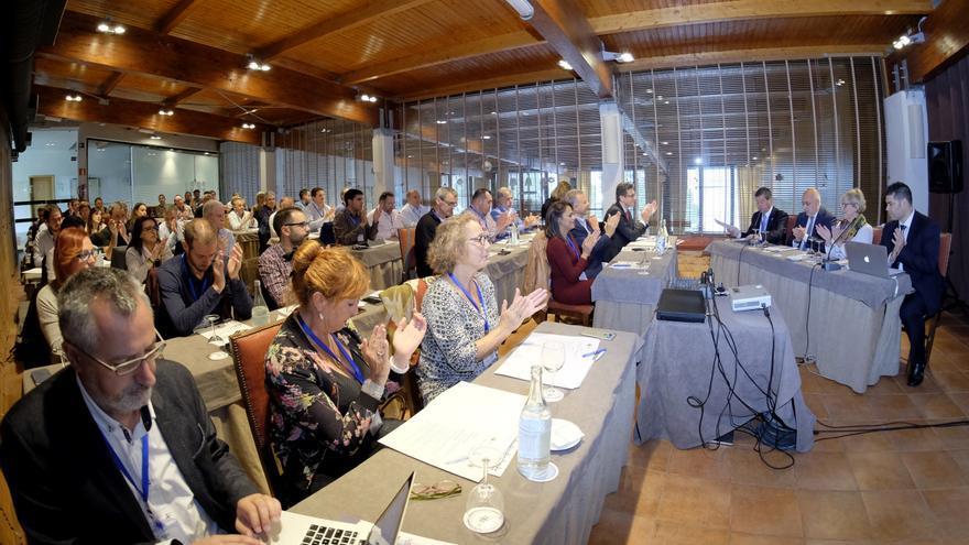 Asamblea de Los Pueblos más Bonitos de España (Cabildo de Gran Canaria)