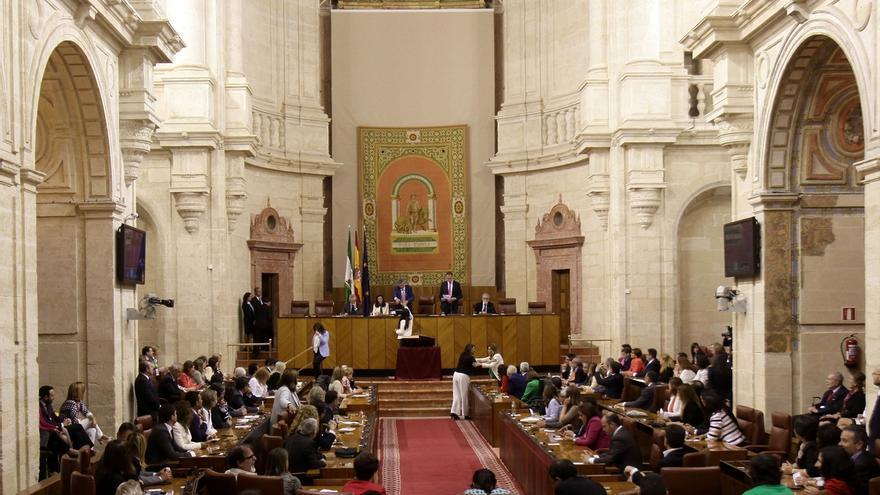 El Parlamento andaluz ofrecerá vía satélite la señal audiovisual del pleno de investidura