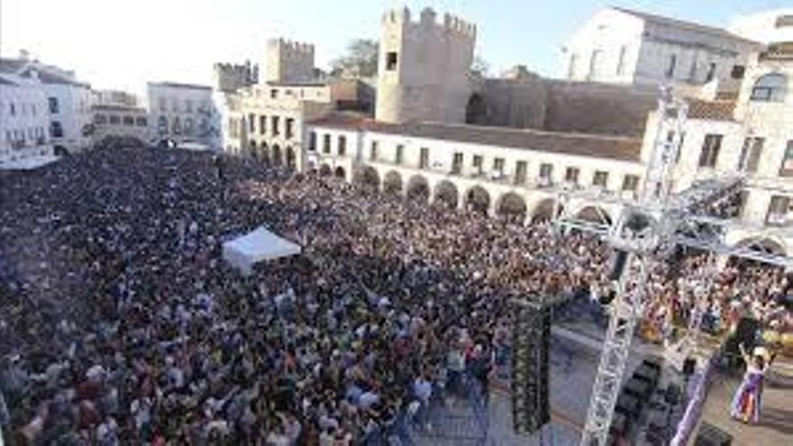 Fiesta de los 'Palomos' de Badajoz