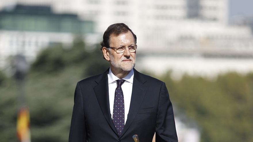 """Rajoy dice que """"no habrá fractura"""" y no aceptará que en Cataluña se juegue con los sentimientos de los españoles"""
