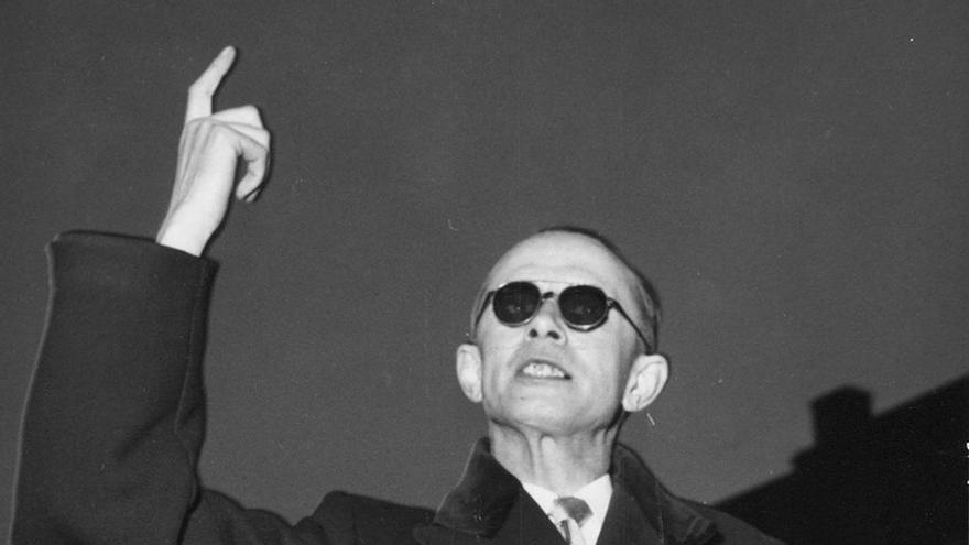 Per Engdahl, fue fundamental para la supervivencia de la ideología nazi en Suecia.