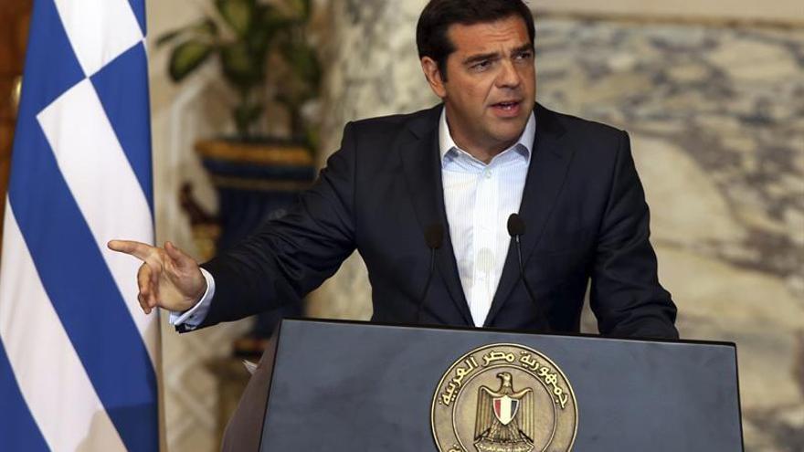 La oposición griega critica la reforma gubernamental de Tsipras