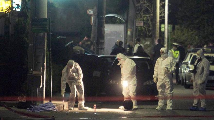 Una organización desconocida se atribuye los asesinatos de dos neonazis en Grecia