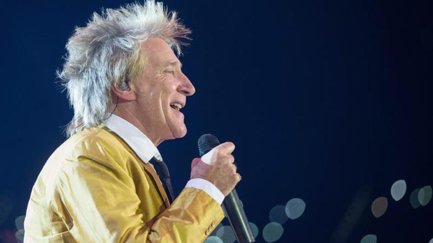 """Rod Stewart, la primera """"estrella"""" de los Músicos en la Naturaleza de 2019"""