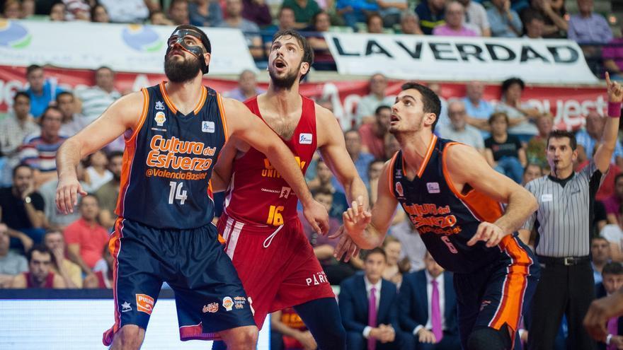 UCAM CB Murcia 91 - Valencia Basket 93