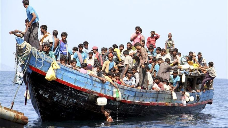 La minoría rohingya pide la intervención de las fuerzas de la ONU en Birmania