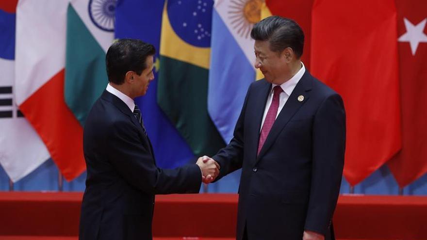 Peña Nieto agradece a Obama sus años de espíritu colaborador con México