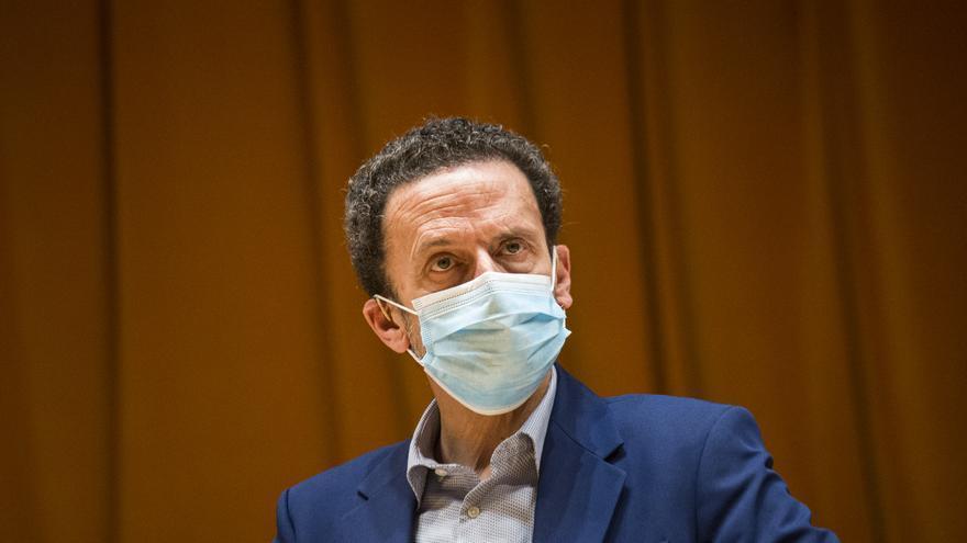 Imagen de recurso del candidato de Ciudadanos (Cs) a la Presidencia de la Comunidad de Madrid, Edmundo Bal.