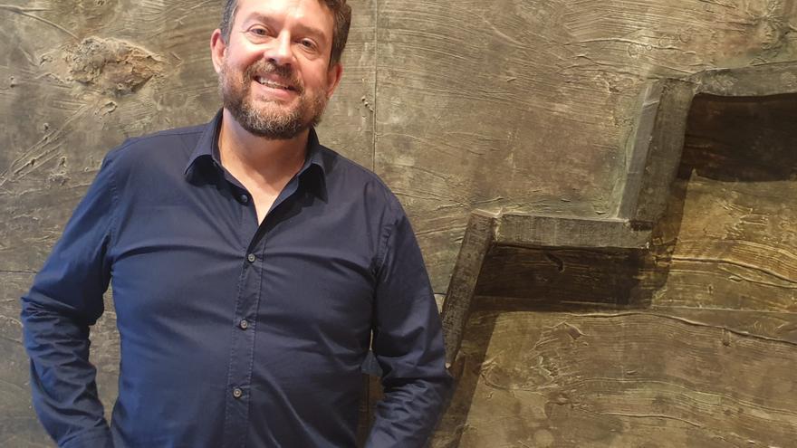 El periodista y escritor Francesc-Marc Àlvaro.