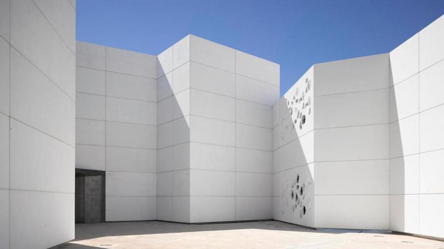 Espacio Andaluz de Creación Contemporánea/ Nieto Sobejano / Córdoba
