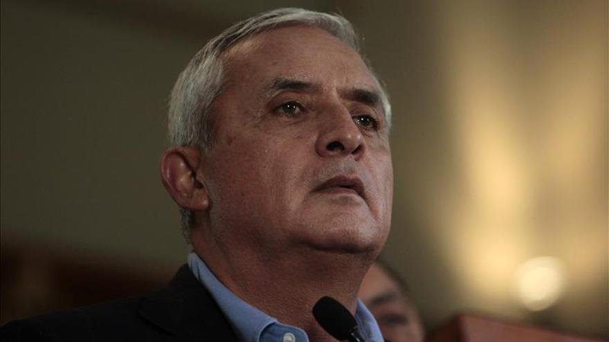 Guatemala celebra casi sin excepción el retiro de la inmunidad a su presidente