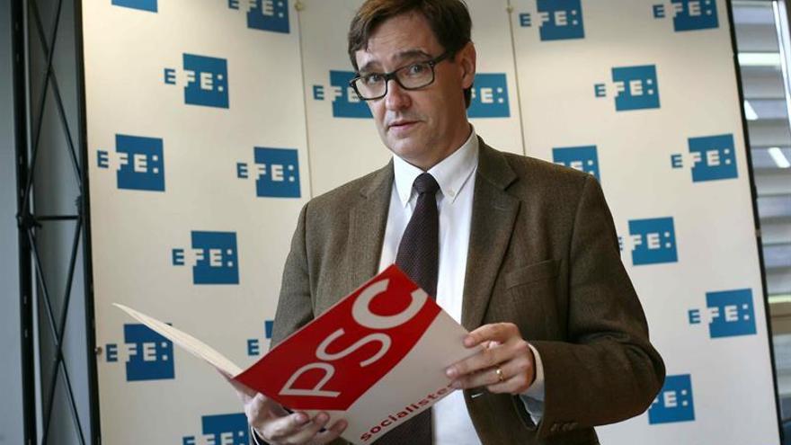 """Illa avisa al PSOE: """"PSC es la última viga que aguanta la relación Cataluña-España"""""""