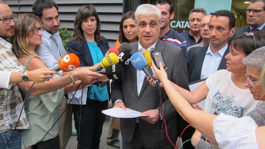 SíQueEsPot pide a Gordó que deje el escaño y exige explicaciones a Artur Mas