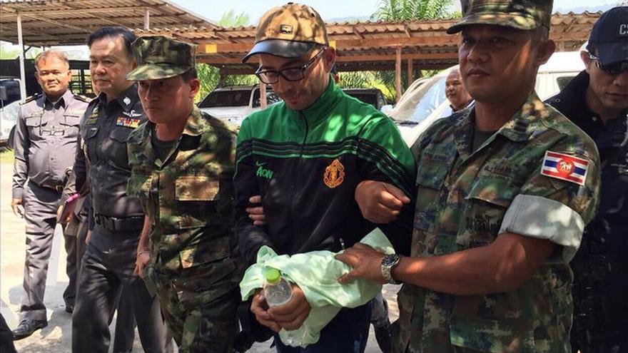 Las ultimas horas de Artur Segarra en Camboya