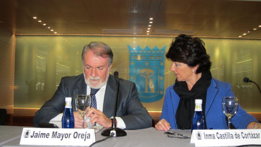 Mayor Oreja pide un movimiento social para frenar al nacionalismo similar al que en 1997 hizo frente a ETA