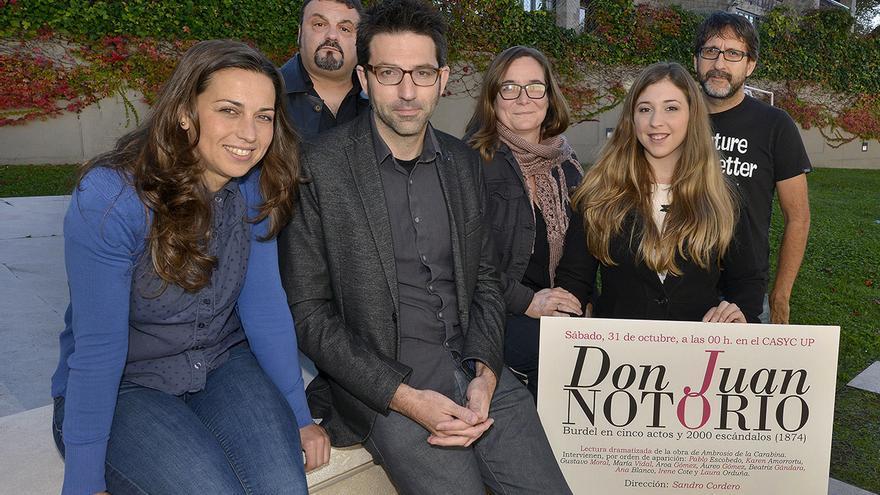 Hilo Producciones presenta la versión erótica de Don Juan Tenorio