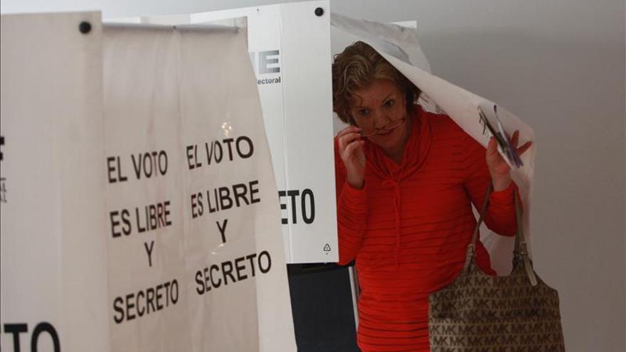 El PRI refrenda su mayoría en la Cámara de Diputados, según resultados preliminares